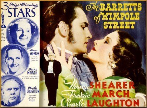 The Barretts of Wimpole Street (1934 film) The Barretts of Wimpole Street 1934