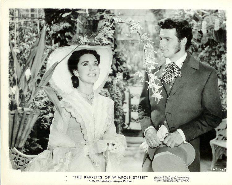 The Barretts of Wimpole Street (1957 film) Movie stills