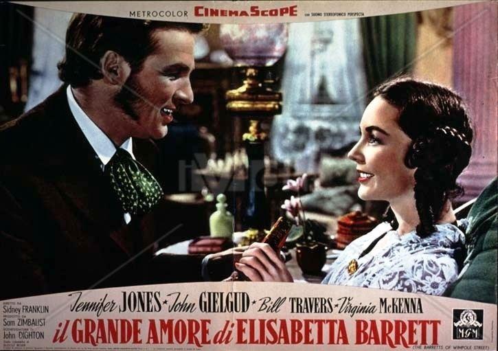 The Barretts of Wimpole Street (1957 film) Chess Comics Crosswords Books Music Cinema