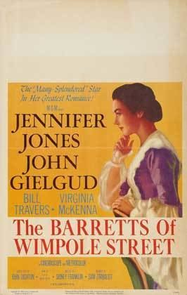 The Barretts of Wimpole Street (1957 film) The Barretts of Wimpole Street Movie Posters From Movie Poster Shop