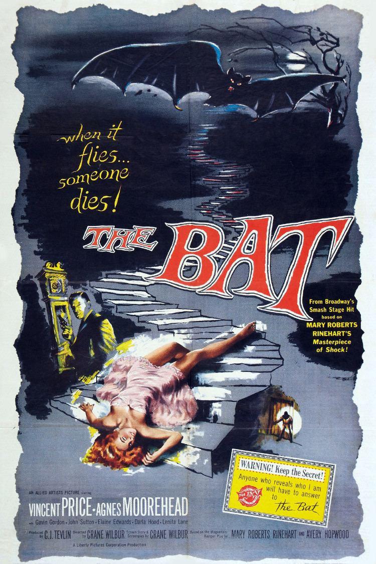 The Bat (1959 film) wwwgstaticcomtvthumbmovieposters7445p7445p
