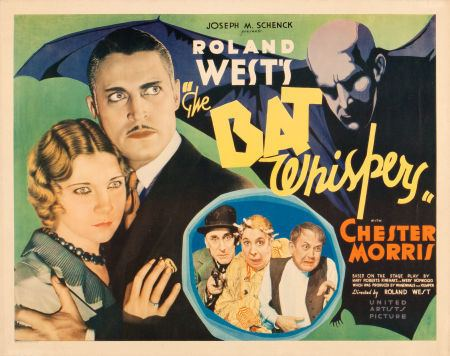 The Bat Whispers The Bat Whispers 1930 Vintage45s Blog