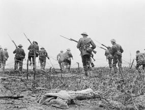 The Battle of the Somme (film) Geoffrey Malins And The Battle Of The Somme Film Imperial War Museums