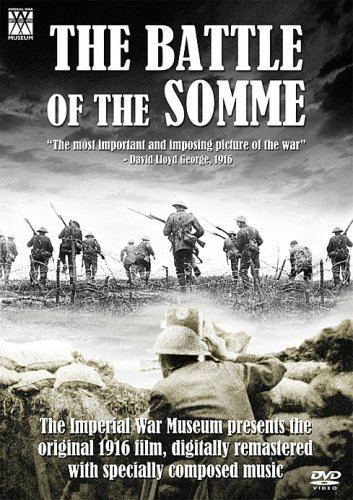 The Battle of the Somme (film) Battle Of The Somme 1916 DVD Amazoncouk DVD Bluray
