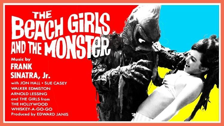 The Beach Girls and the Monster The Beach Girls and the Monster 1965