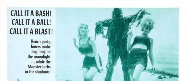 The Beach Girls and the Monster The Beach Girls and The Monster 1965 Deep Roots Magazine