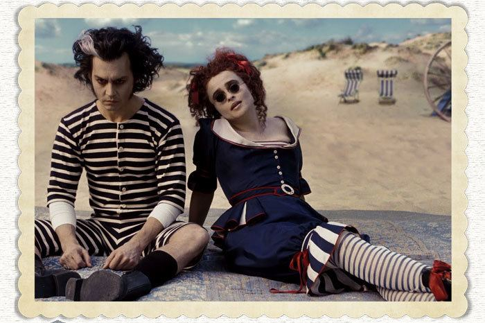 The Beachcomber (film) movie scenes Stripes are an everywhere everything stripes are the best Period You might consider Seasons Clothing Ltd for stripes and find cheap dresses at