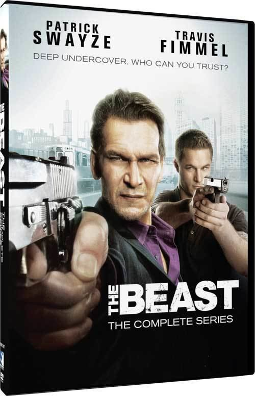 The Beast (2009 TV series) The Beast DVD news ReRelease for The Beast The Complete Series