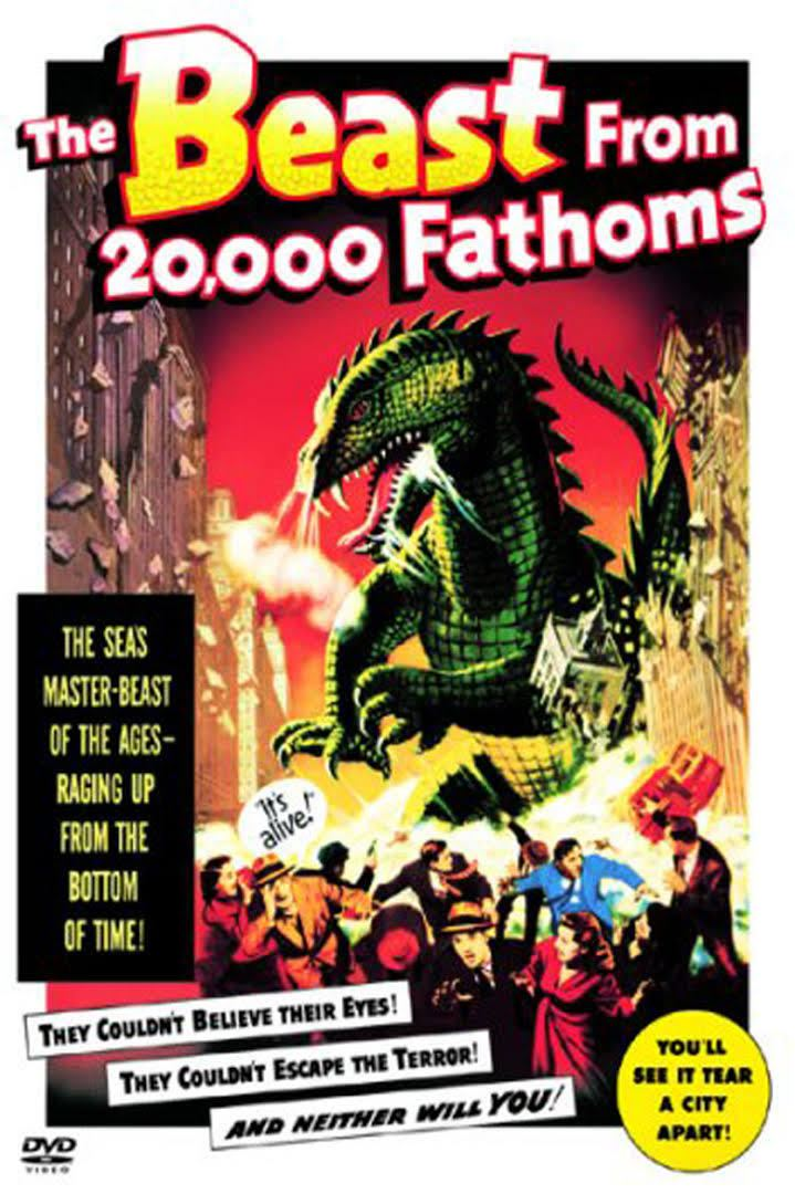 The Beast from 20,000 Fathoms t1gstaticcomimagesqtbnANd9GcQt632fPqBEaj9pV