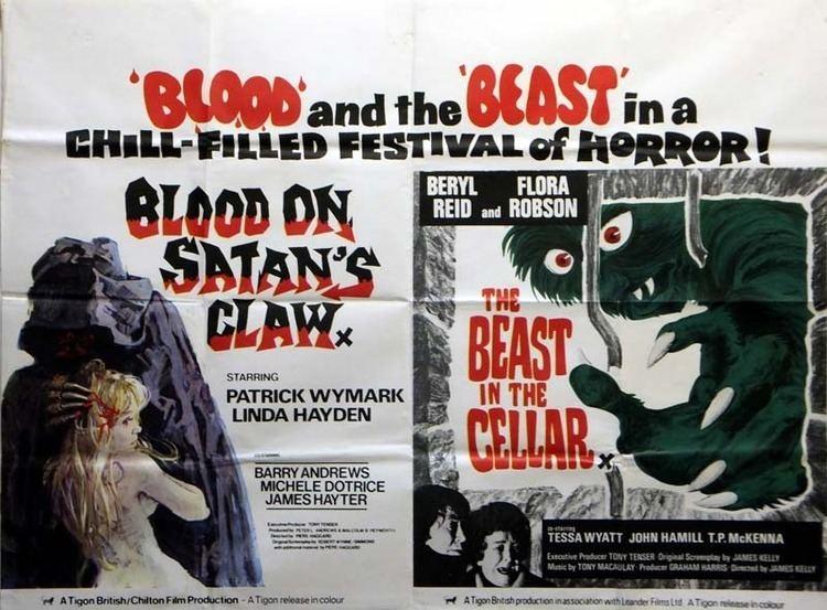 The Beast in the Cellar The Beast in the Cellar UK 1970 HORRORPEDIA
