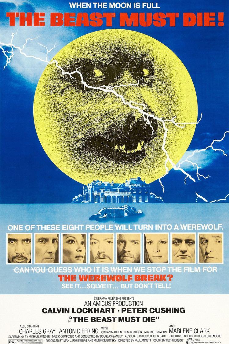 The Beast Must Die (1974 film) wwwgstaticcomtvthumbmovieposters37857p37857