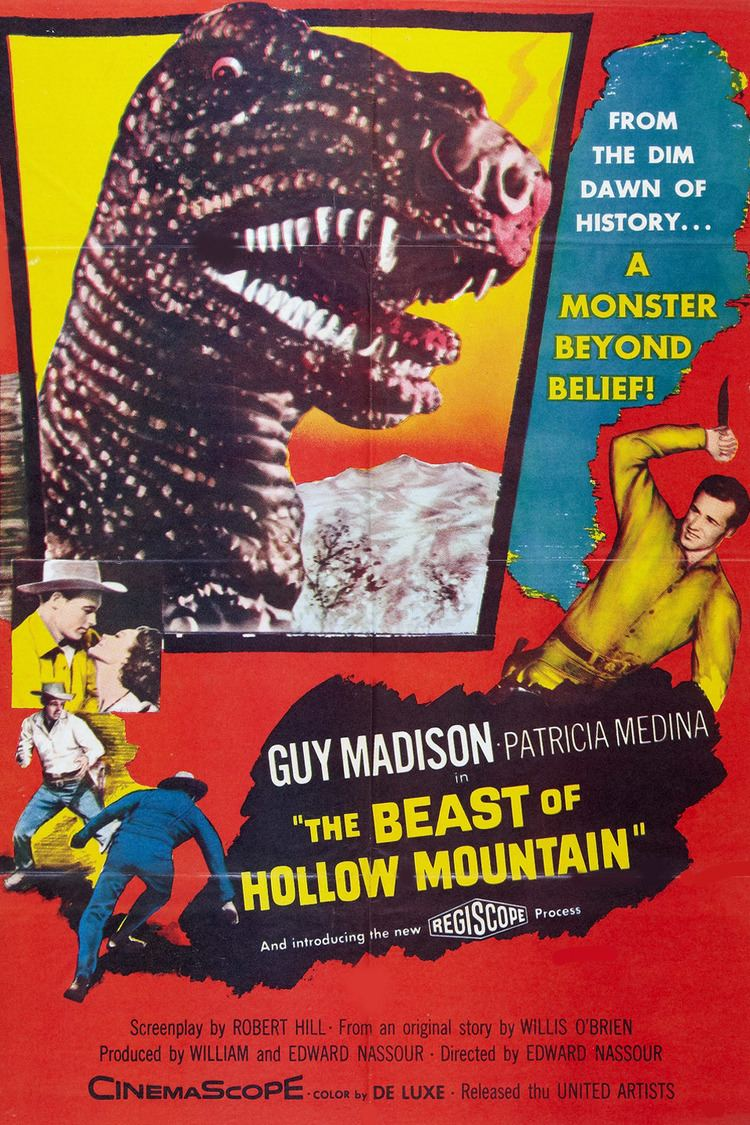 The Beast of Hollow Mountain wwwgstaticcomtvthumbmovieposters2681p2681p