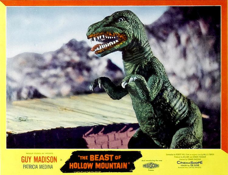 The Beast of Hollow Mountain The Beast of Hollow Mountain 1956