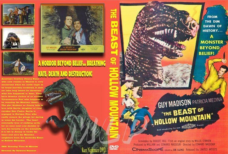 The Beast of Hollow Mountain The Beast Of Hollow Mountain DVD 1956 SciFi Classic