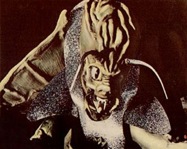 The Beast with a Million Eyes The Beast with a Million Eyes 1955