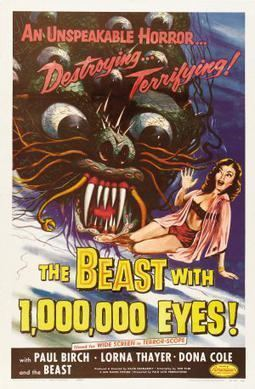 The Beast with a Million Eyes The Beast with a Million Eyes Wikipedia
