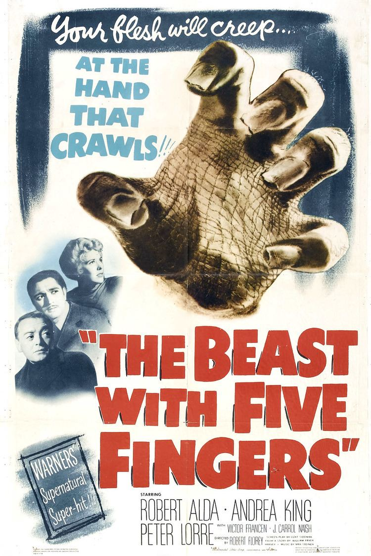 The Beast with Five Fingers wwwgstaticcomtvthumbmovieposters4704p4704p