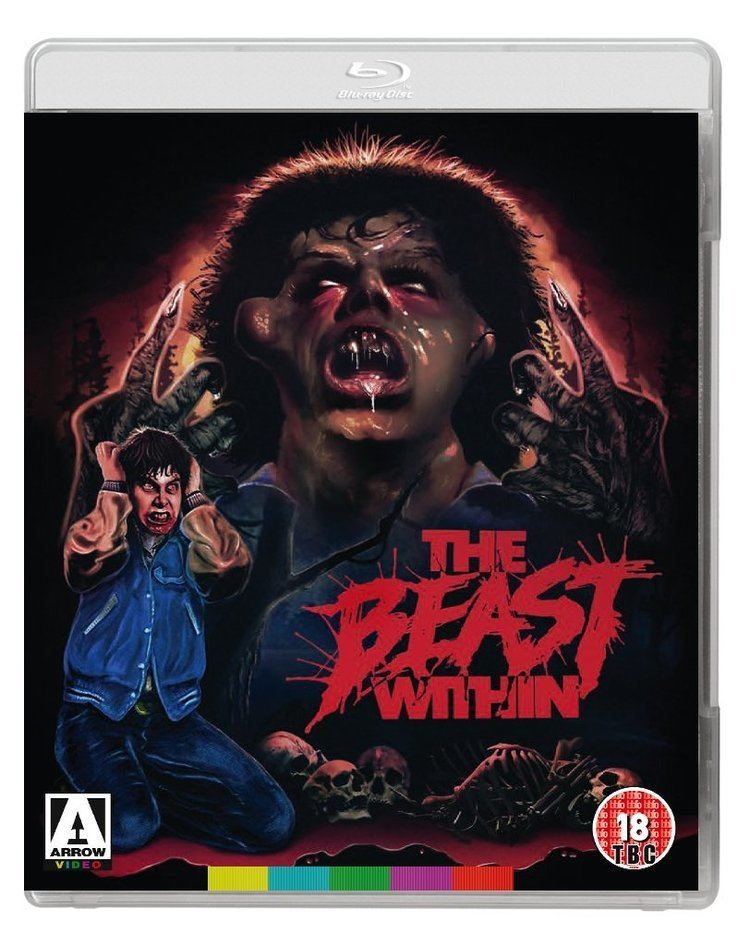 The Beast Within The Beast Within Arrow Video Bluray Review Pissed Off Geek