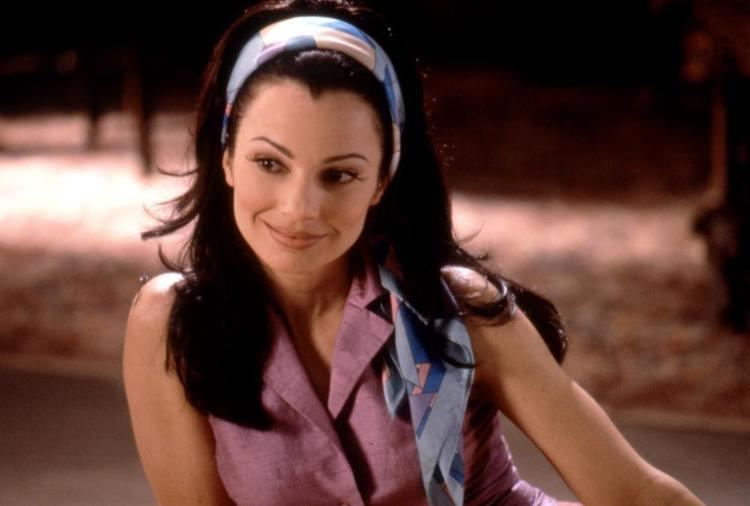 The Beautician and the Beast movie scenes THE BEAUTICIAN AND THE BEAST Fran Drescher 1997 c Paramount