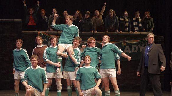 The Beautiful Game (musical) News Tamworth Enterprise College