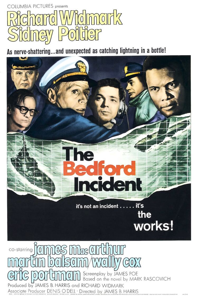The Bedford Incident wwwgstaticcomtvthumbmovieposters781p781pv