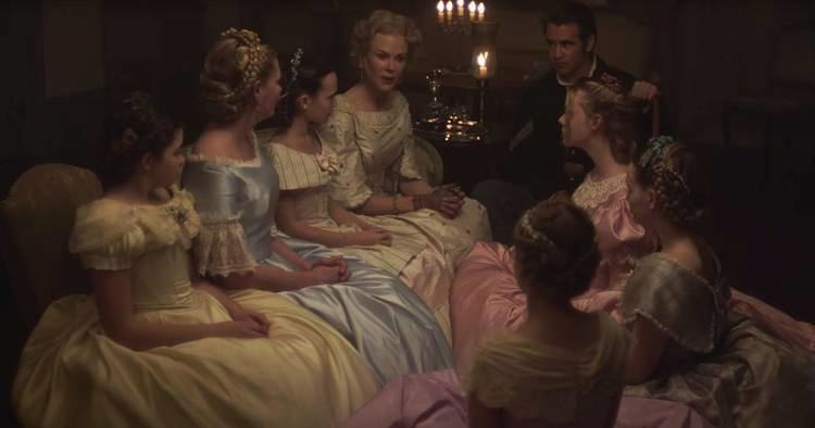 Beguiled Sofia Coppolas The Beguiled Gets Eerie First Trailer Rolling Stone