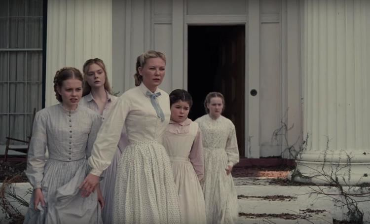 Beguiled The Beguiled Initial Cannes reaction suggests Sofia Coppolas