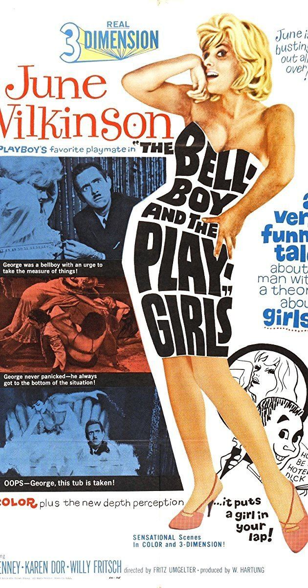 The Bellboy and the Playgirls The Bellboy and the Playgirls 1962 IMDb