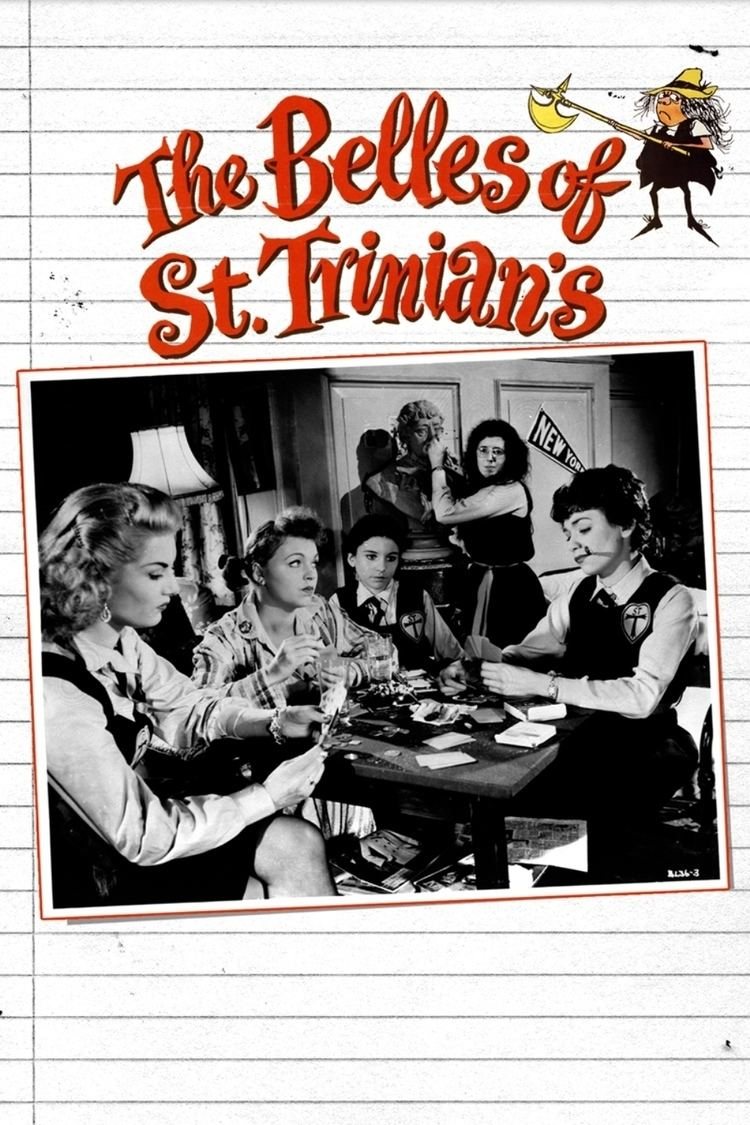The Belles of St Trinians movie poster