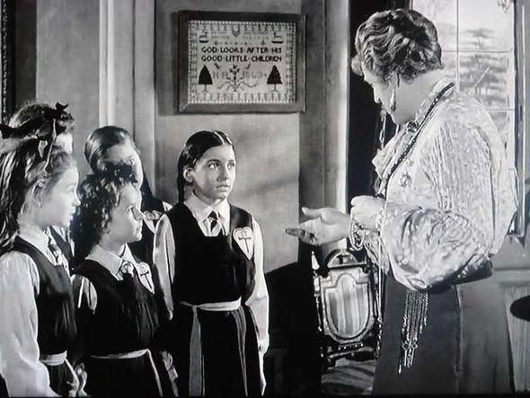 The Belles of St Trinians movie scenes  It was great