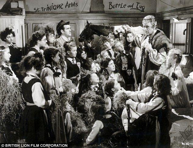 The Belles of St Trinians movie scenes The Belles of St Trinian s 1954 Girls Leaves Trinians Childhood Memories