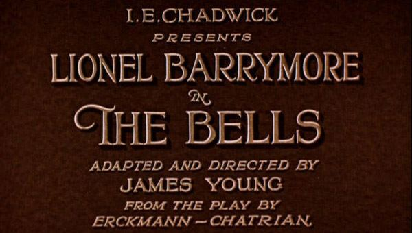 The Bells (1926 film) Review The Bells 1926 Pretty Clever Films