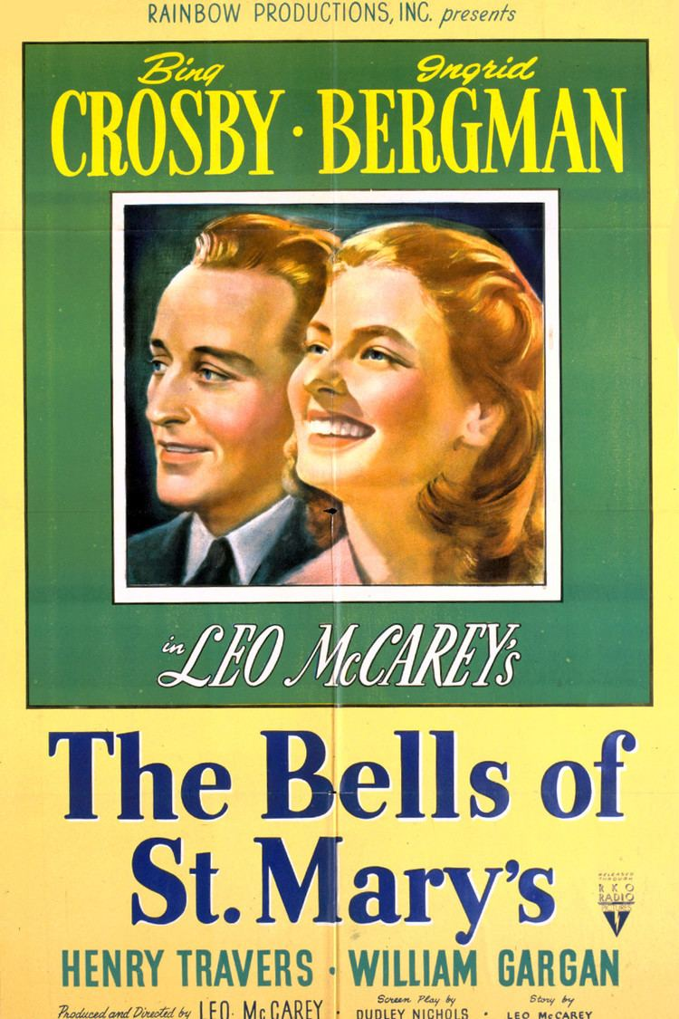 The Bells of St. Mary's wwwgstaticcomtvthumbmovieposters3995p3995p