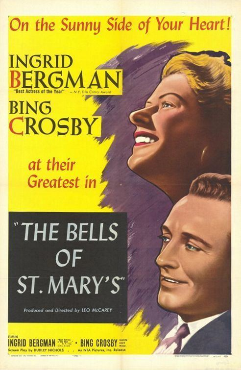 The Bells of St. Mary's The Bells of St Marys Movie Poster IMP Awards