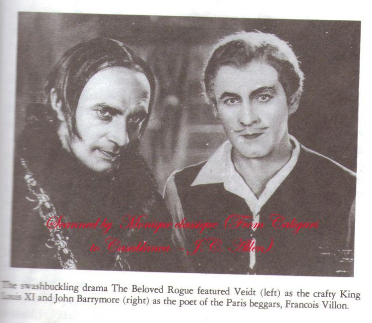 The Beloved Rogue The Beloved Rogue 1927 Conrad Veidt Forever