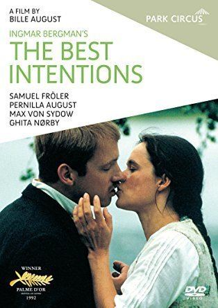 The Best Intentions The Best Intentions DVD 1991 Amazoncouk Samuel Froler