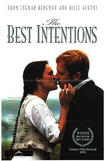 The Best Intentions Best Intentions movie posters at movie poster warehouse moviepostercom