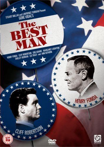 Image result for the best man 1964 poster