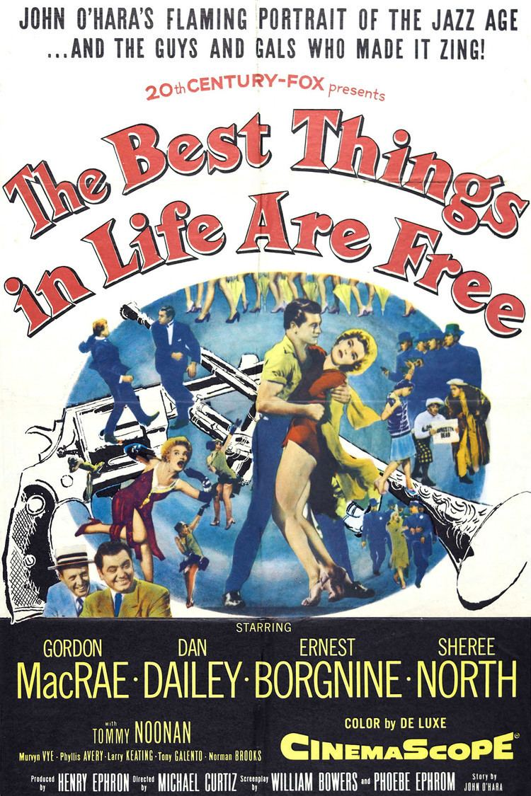 The Best Things in Life Are Free (film) wwwgstaticcomtvthumbmovieposters5361p5361p
