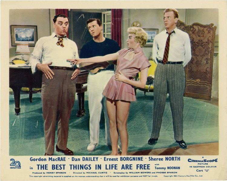 The Best Things in Life Are Free (film) The Best Things in Life Are Free Michael Curtiz director John O