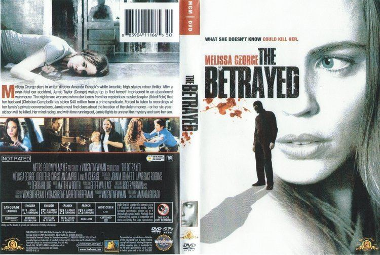 The Betrayed (2008 film) COVERSBOXSK The Betrayed 2008 high quality DVD Blueray Movie
