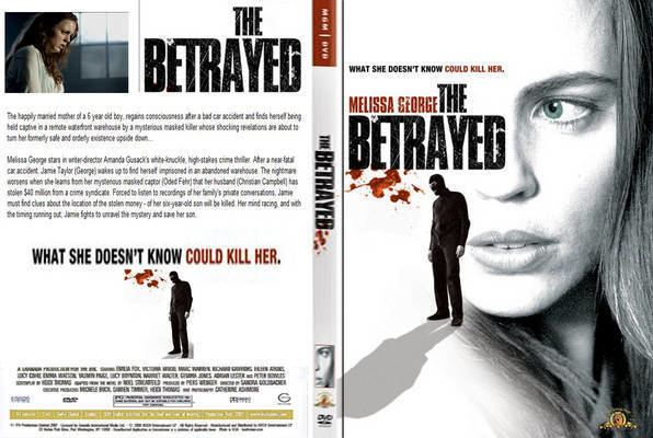 The Betrayed (2008 film) The Betrayed 2008 Dutch Covers Covers Hut