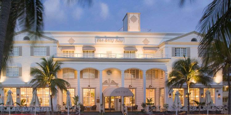 The Betsy The Betsy Hotel South Beach Official Miami Beach Hotel Website