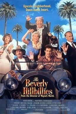 The Beverly Hillbillies (film) The Beverly Hillbillies film Wikipedia