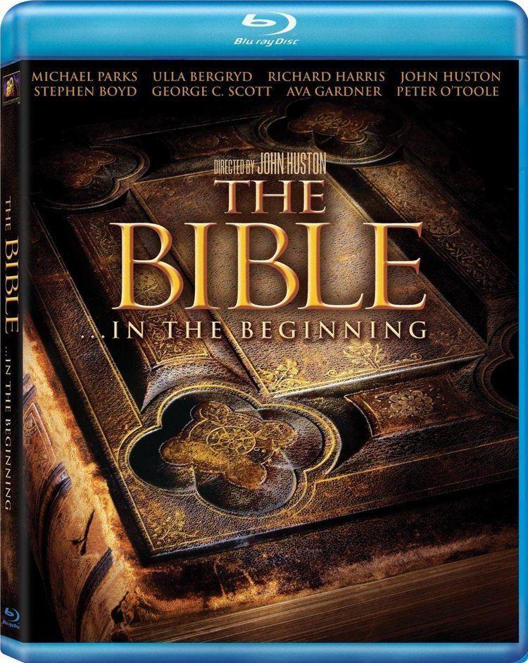 The Bible: In the Beginning... The Bible In the Beginning Bluray