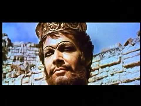 The Bible: In the Beginning... The Bible In the Beginning 1966 Trailer YouTube