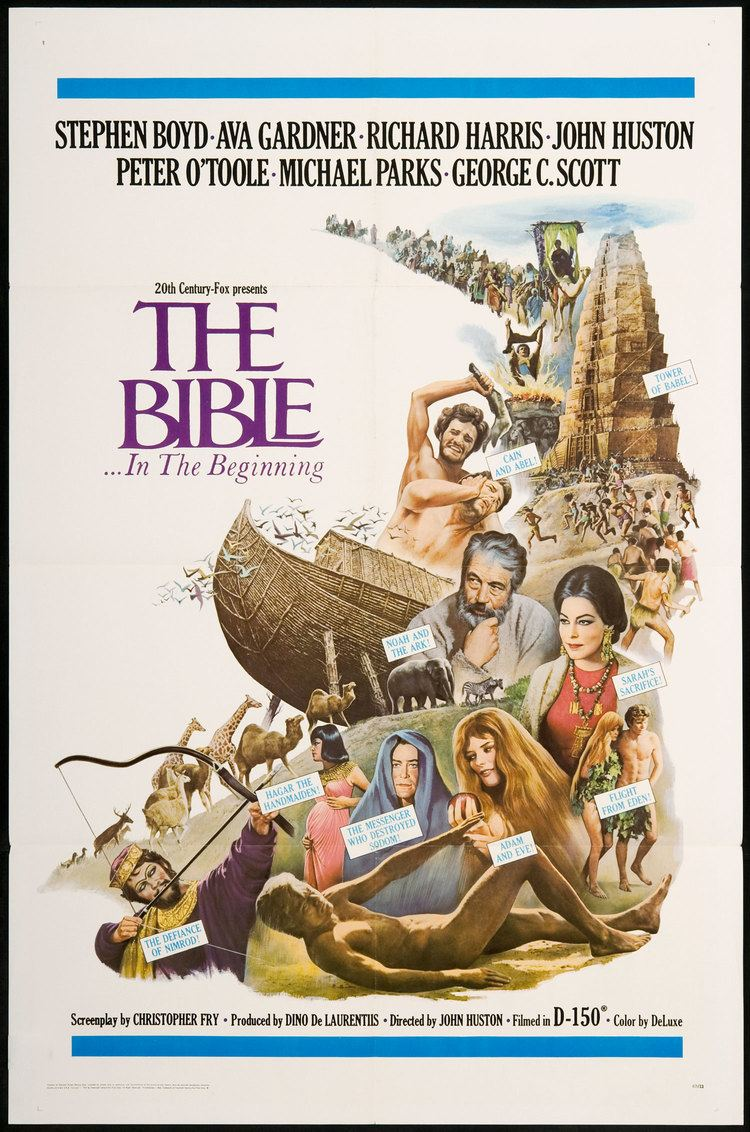 The Bible: In the Beginning... Overdue Review Better Late