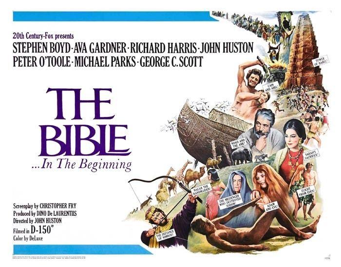 The Bible: In the Beginning... AVA GARDNER WEB SITE The Bible In the Beginning 1966