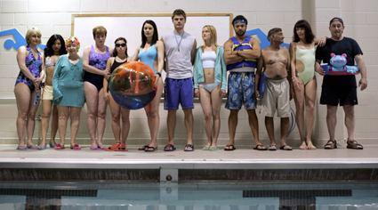 The Big Bad Swim Arts and Entertainment Take the Plunge The Big Bad Swim