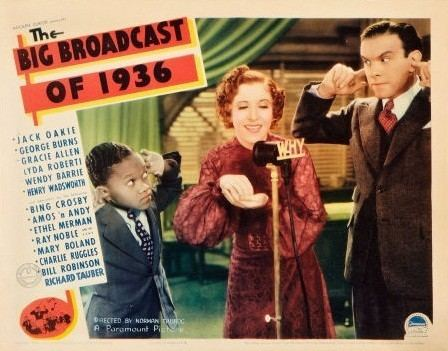 The Big Broadcast of 1936 The Big Broadcast of 1936 1935 DVDR Loving The Classics